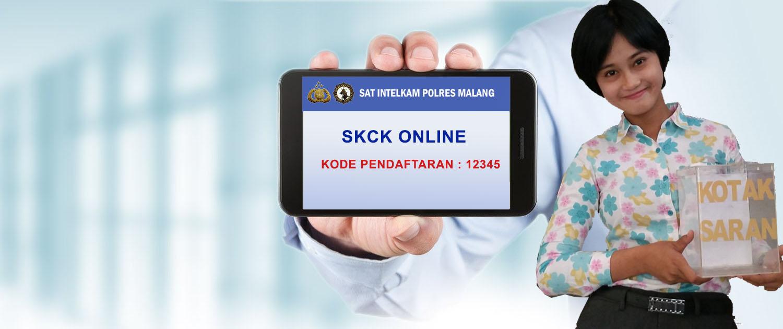 Skck Online Polres Malang Layanan Skck Online